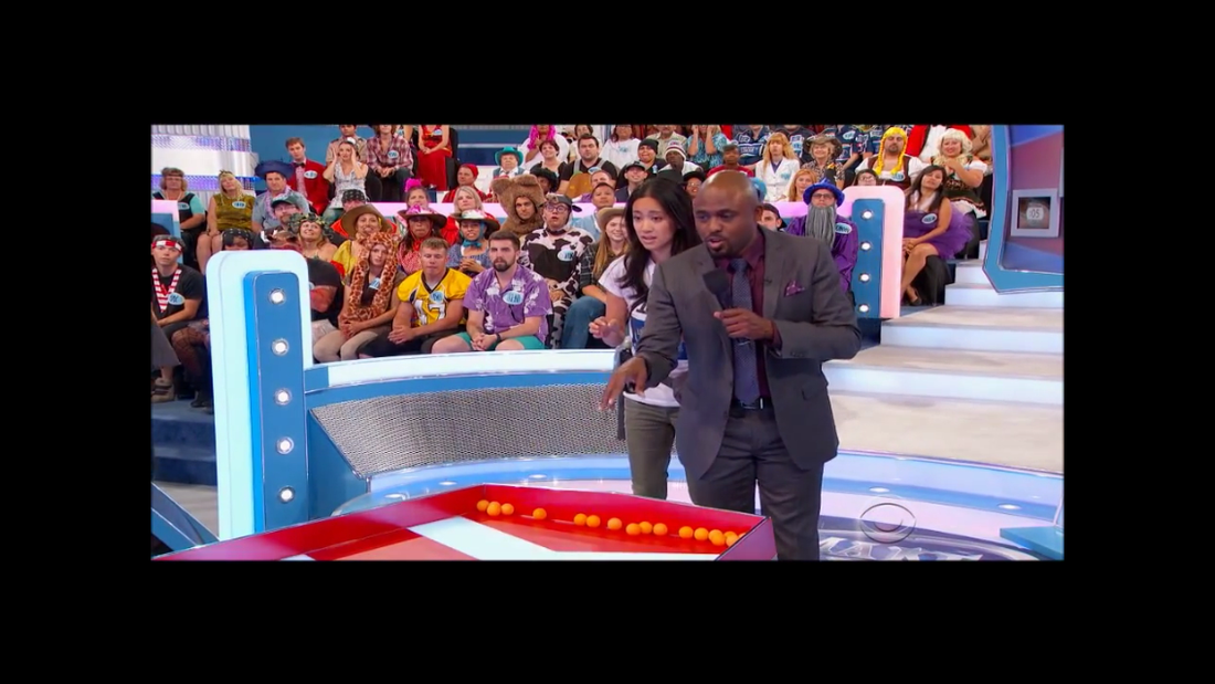Nicole Fong, Wayne Brady, Let's Make a Deal Winner