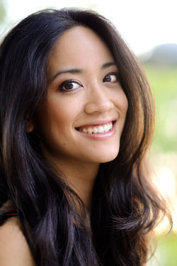Nicole Fong, actress, voice over actor, model