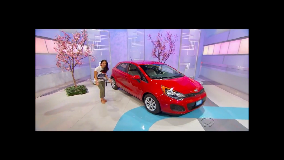 Nicole Fong, Wayne Brady, Let's Make a Deal Winner, Kia